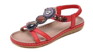 chaussure de plage en fil