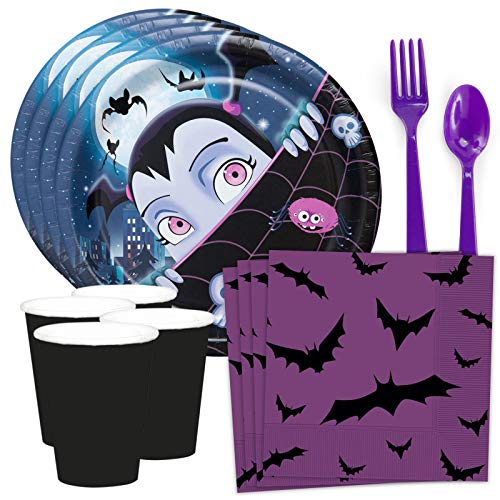 (Costume SuperCenter Little Vampire Standard Tableware Kit (Serves)