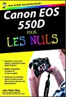 Canon EOS 550 d poche pour les nuls par King
