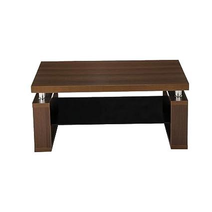 Amazon Com Nosterappou Modern Elegant Design Style Coffee Table