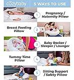 CozyBaby 5-in-1 Pregnancy, Breast Feeding & Baby
