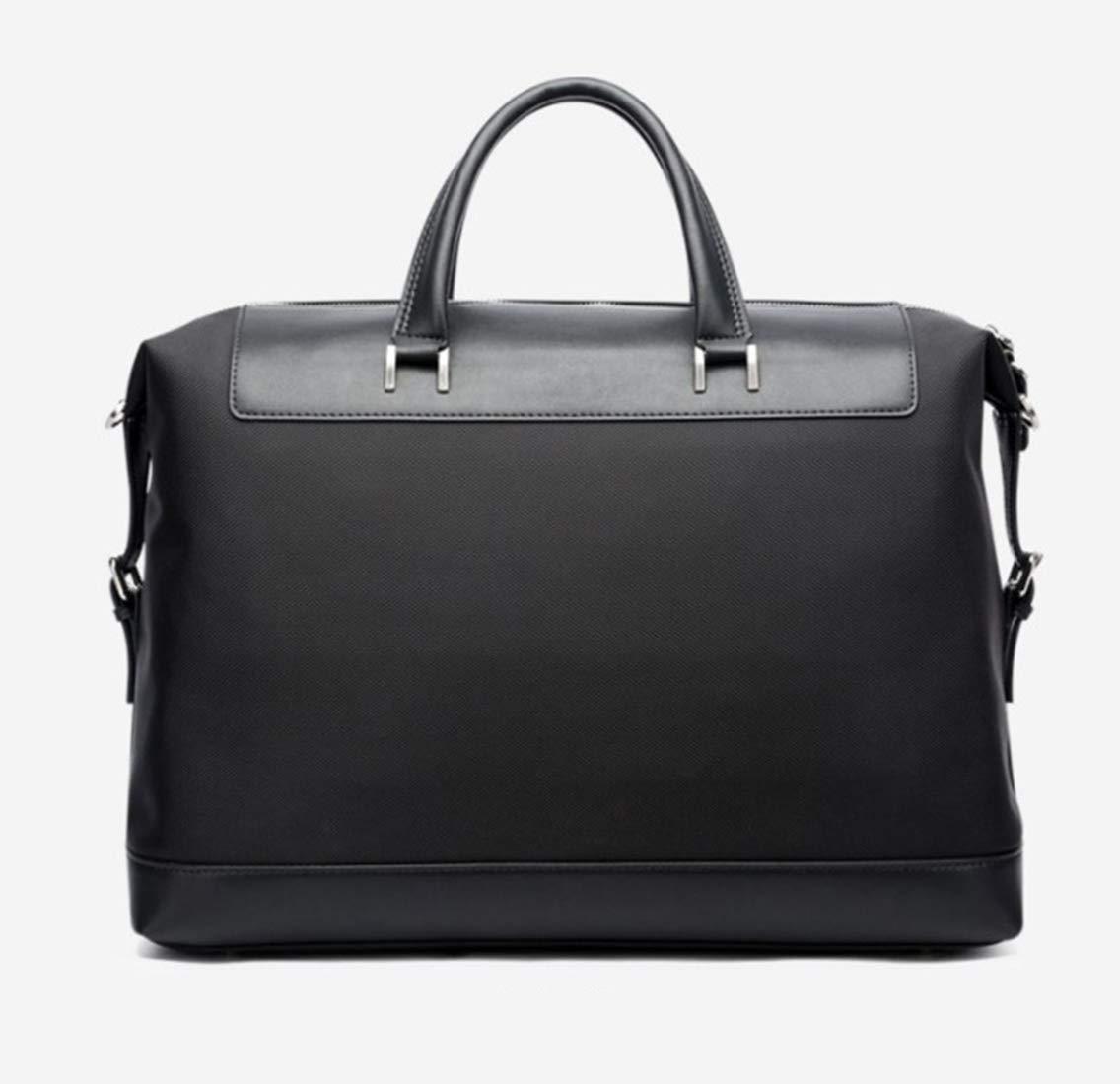 Color : Black MATCHANT Travel Bag Shoulder Diagonal Travel Bag Mens Handbags Business Oxford Luggage Bags Large Capacity Travel Bags