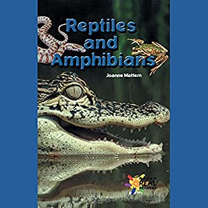 Reptiles and Amphibians Audiobook
