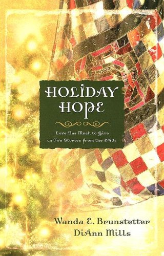 Download Holiday Hope: Everlasting Song/Twice Loved (Christmas Anthology) pdf