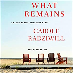 What Remains Audiobook