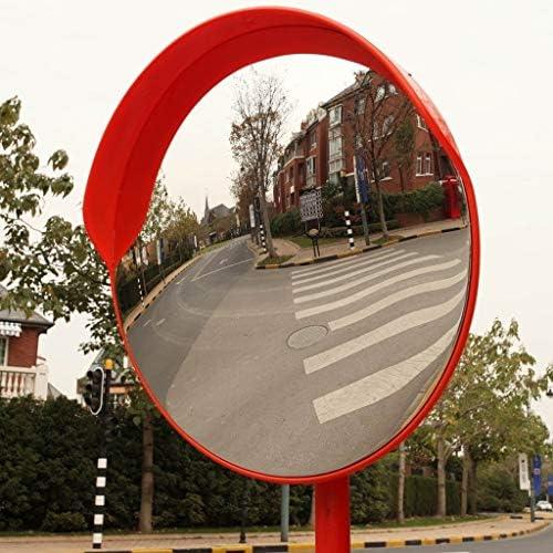 カーブミラー 凸面鏡広角80センチメートルセキュリティ凸曲面ミラー屋外道路交通安全ブラインド RGJ4-26 (Size : 600mm)