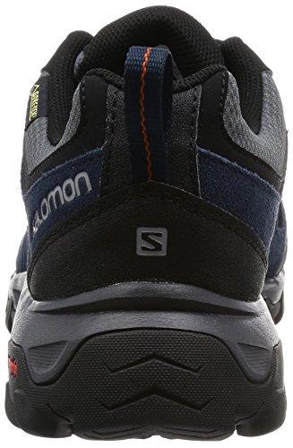 Salomon Evasion GTX Spatzierungsschuhe - SS16 Schwarz