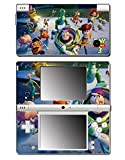 Toy Story 1 2 3 4 Buzz Lightyear Woody Mr Potato Head Rex Video Game Vinyl Decal Skin Sticker Cover for Nintendo DSi System