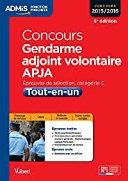 Concours gendarme adjoint volontaire APJA
