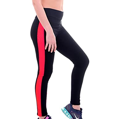 Yying Mujer Leggings Push Up Mallas Pantalones de Yoga ...