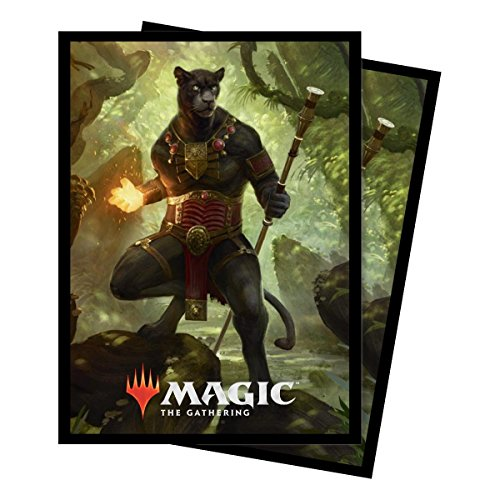 Ultra Pro Magic: The Gathering Commander 2018 Lord Windgrace Deck Protector Sleeves (100 Count) by Ultra Pro