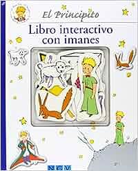 El Principito. Libro Con Imanes: Amazon.es: Vv.Aa.: Libros