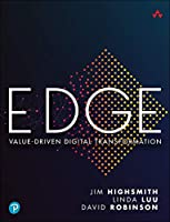 EDGE: Value-Driven Digital Transformation Front Cover