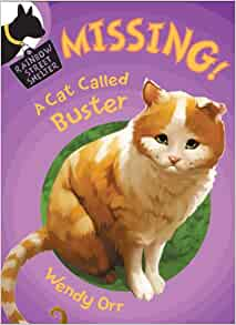 Amazon Com Missing A Cat Called Buster Rainbow Street border=