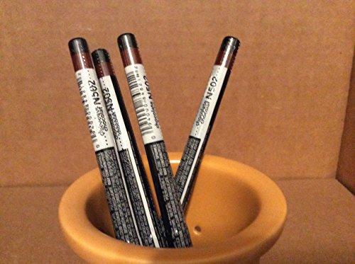 Avon Lot of 4 Avon Glimmersticks Lip Liner Chocolate N-502