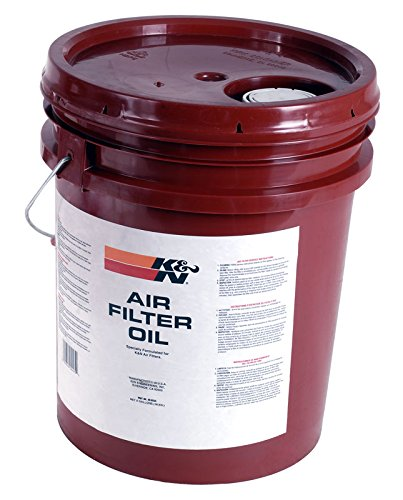 K&N 99-0555 Air Filter Oil - 5 Gallon by K&N