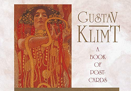 Gustav Klimt Bk of Postcards