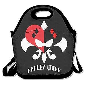 Willcallyou Reusable Snack Bag-- Harley Quinn