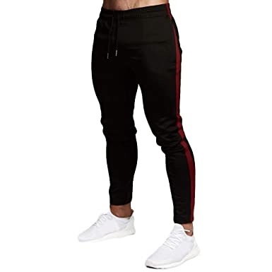 72735b01012 2019 Latest Hot Style! Teresamoon Men s New Leisure Tight Printed Trousers  Fashion Comfortable Sports Pants