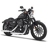マイスト Maisto 1/12 ハーレー ダビッドソンHarley Davidson 2014 ブラックBlack Sportster IRON 883 オートバイ Motorcycle バイク Bike Model 32326 スポーツスターアイアン [並行輸入品]
