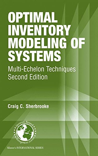 Inventory Systems (Optimal Inventory Modeling of Systems: Multi-Echelon Techniques (International Series in Operations Research & Management Science))