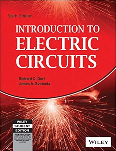 Buy Introduction to Electric Circuits Book Online at Low Prices in ...