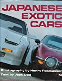 Japanese Exotic Cars, Rasmussen, Henry R. and Doo, Jack, 087938333X