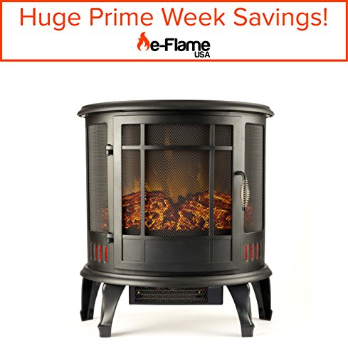 Regal Electric Fireplace Portable Realistic product image