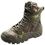 FREE SOLDIER Bottes de Chasse pour Hommes Bottes Militaires de Haut-Niveau Bottes Tactiques de Combat Chaussures à… 7