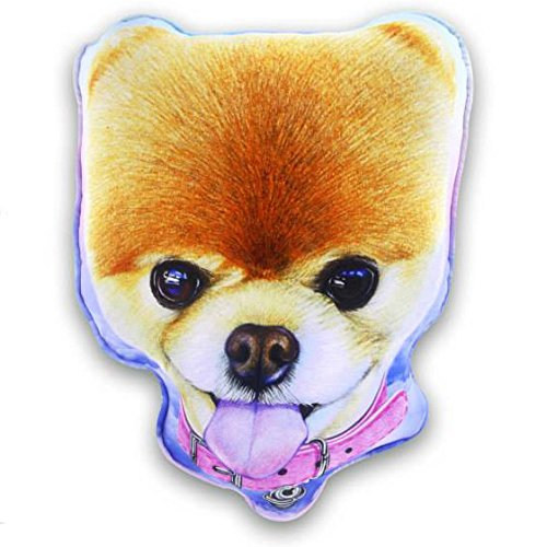 Sansukjai Sketch Pomeranian Printed Pillow 65 cm Dog Lover/Collection/Gift/Home Decor (Gift Basket Ideas After Hip Surgery)