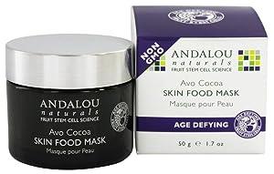 Andalou Naturals Avo Cocoa Skin Food Nourishing Mask - 1.7 fl oz