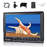 Feelworld FW760 7'' IPS Ultra-thin 1920x1200 HD On-Camera Video Monitor HDMI with Histogram, Zebra for DSLR Cameras