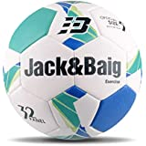 Jack&Baig Training Soccer Ball Best Outdoor Sports Practice Soccer for Adult and Kids