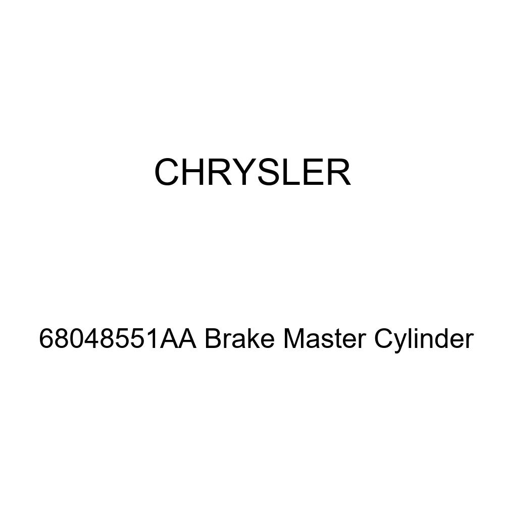 Genuine Chrysler 68048551AA Brake Master Cylinder