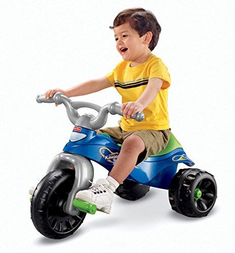 Fisher Price W2879 Kawasaki Tough Trike