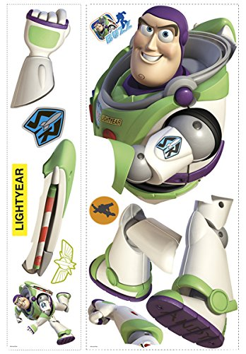RoomMates Toy Story Buzz Giant Peel and Stick Wall Decal by RoomMates (Image #1)