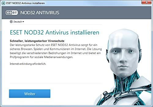 Eset NOD32 Antivirus 2016, 3User, 1 Jahr - Seguridad y antivirus (3User, 1 Jahr, Intel / AMD, Windows 10 Education, Windows 10 Education x64, Windows 10 Enterprise, Windows 10 Enterprise x64, Wi, Windows Home Server 2011, DEU, PC): Amazon.es: Software