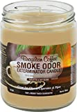 Smoke Odor Exterminator 13oz Jar Candle (Brazilian Coffee, One Candle)