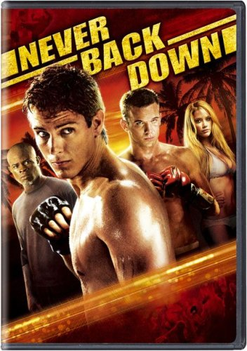 DVD : Never Back Down (Subtitled, Dolby, AC-3, Widescreen)