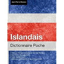 Dictionnaire Poche Islandais (French Edition)