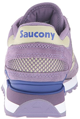 Saucony Purple Fashion Women's Sneaker Original Shadow Pink Originals ZvZrwq1
