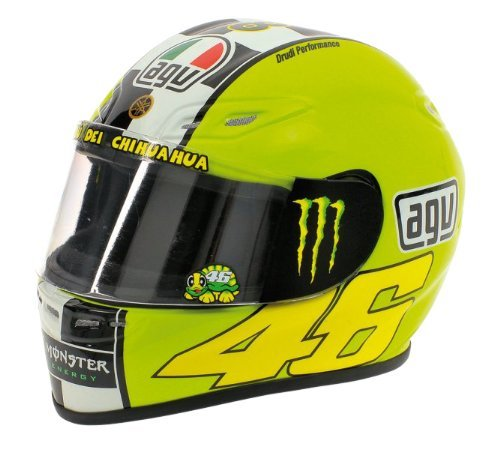 Price comparison product image AGV Replica Helmet (Valentino Rossi - MotoGP Winter Test 2009)