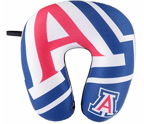 NCAA Arizona Wildcats Impact Neck Pillow, Blue