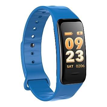 ATLANTA – Rastreador de Fitness con frecuencia cardíaca Tensiómetro Pulsómetro GPS Pantalla a Color de oxígeno