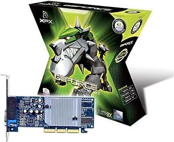 XFX NVIDIA GeForce MX4000 64 MB DDR PCI Tarjeta gráfica ...