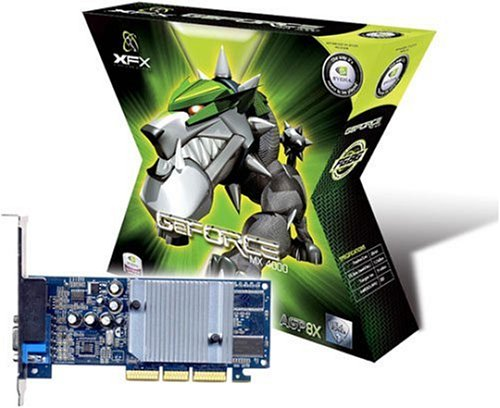 64mb Ddr Pci Video Card - 5