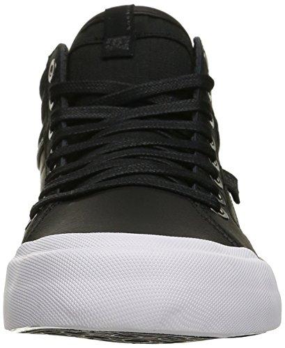HI White Black Skate Shoe DC Evan Black RpYvw