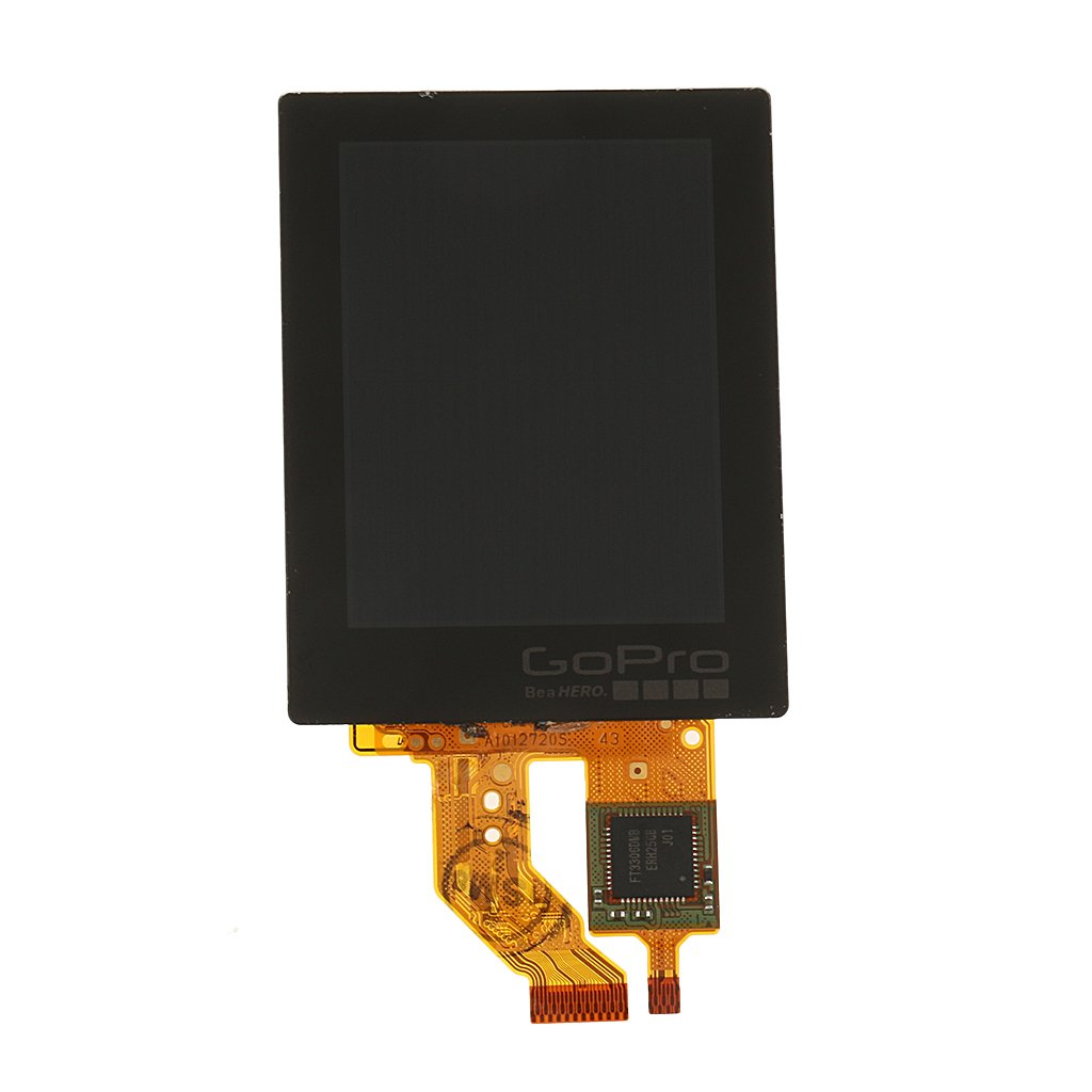Homyl Camera Display Touch Screen LCD Glass Replacement Part for Gopro Hero 4