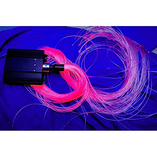 Fiber Optic Flexible Lights With Light Source by Fun and Function