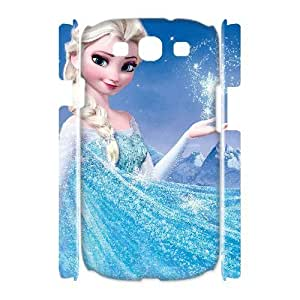 C-EUR Frozen Customized Hard 3D Case For Samsung Galaxy S3 I9300
